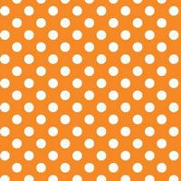 Maywood Studio Dots Dot Orange BTY MAS8216-O fabric