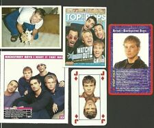 The Backstreet Boys  Brian Littrell Fab Card Collection