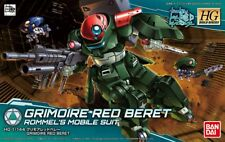Gundam 1/144 HGBD #003 Gundam Build Divers Grimoire Red Beret Model K IN STOCK