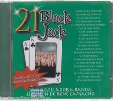 Arolladora Banda El Limon CD NEW 21 Black Jack ALBUM 21 Grandes Exitos SEALED
