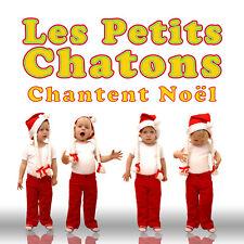 CD La Chorale Les Petits Chatons chantent Noël