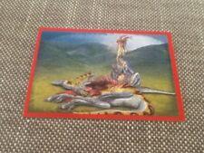 #36 Panini Dinosaurs Like Me sticker / unused