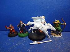 Legolas Boromir + + Ber. Gandalf + Gimli per signore degli anelli