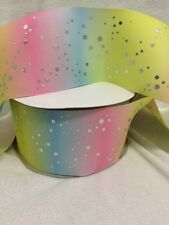 "Grosgrain Ribbon 3"" - 75mm wide Sold by 1 metre ideal for big jo jo inspired bow"