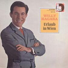 """12"""" Willy Hagara Urlaub in Wien (Fiakerlied, I bin a stiller Zecher) Volksplatte"""
