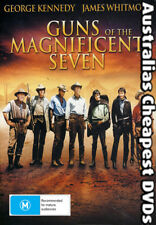 Guns of the Magnificent Seven DVD NEW, FREE POSTAGE WITHIN AUSTRALIA REGION 4