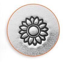 ImpressArt Sunflower Design Stamp For Hand Stamping