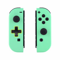 Custom Mint Green Dpad Ver. Shell Case Full Buttons for Nintendo Switch Joy-Con