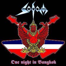 SODOM - ONE NIGHT IN BANGKOK - 2CD NEW SEALED 2003