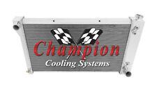 1967 - 72  Chevy C10 C20 K10 K20 K30 3 Row Core Alliant Radiator