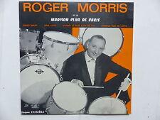 roger MORRIS et le MADISON CLUB DE PARIS Sweet Mary ... Disques HOMERE HO 1003