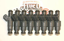 8 Bosch Gen III Grey Knight 1997-2004 LOTUS ESPRIT V8 Fuel Injectors Increase HP