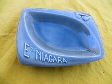 Ets NIAGARA mobilier de bureau - cendrier porcelaine