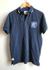 Fc Men's Everton Official Club Logo Polo Shirt - Medium - Navy - New