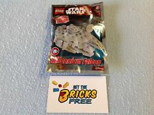 Lego Star Wars Foil Pack 911607 Millennium Falcon New/Sealed/Retired/H2F