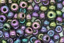 Red Iris High Quality Czech Seed Beads Size 5/0 100 grams DIY Jewellery Beading