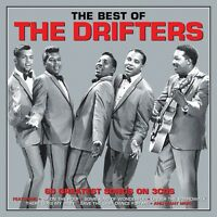 Drifters - The Best Of / The Greatest Hits 3CD NEW/SEALED