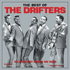 Drifters - The Best Of - Greatest Hits 3CD NEW/SEALED