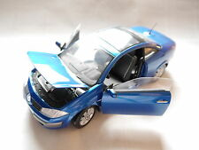 Renault Megane Cabriolet Cabrio Convertible blau blu blue metallic, Solido 1:18!