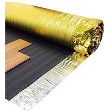 Royale® 5mm Sonic Gold Underlay For Wood & Laminate Floors