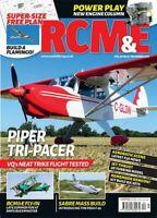 RCM&E MODEL AIRCRAFT MAGAZINE DECEMBER 2019 BUILD A SUPER SIZE FLAMINGO PLAN