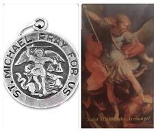 St Michael Protect Us Evil Eye Amulet 👁 + Prayer 🙏