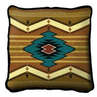 Pure Country Pillow Cover Maimana Southwest - Hand Stitched - 100% Cotton
