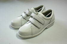 High Quality Real Leather Professional Flat Shoes Ladies Golf UK Size 6 #135