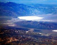 8x10 Area 51 Groom Lake PHOTO Poster, UFO, Military Testing,Secret Aircraft