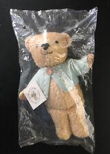 "NEW Willow Plush Bear 10"" by Camilla Ashforth Candlewick Press FREE SHIPPING!"