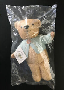 "NEW Willow Plush Bear 10"" by Camilla Ashforth Candlewick Press FREE SHIPPING!"