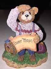 Fitz And Floyd Honeybourne Hollow Follow Your Dreams Bear Figurine 5�