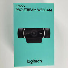 BRAND NEW Logitech C922x Pro Stream Webcam - Full 1080p HD 🔥 FAST SHIPPING! 🔥