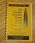22 - 250 Remington  Reloading Manual  Rifle Pistol  Winchester Hornady Lee Lyman
