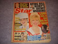 STAR Magazine, OCTOBER 26, 1993, LONI ANDERSON, PRINCESS DIANA, BILL BIXBY!