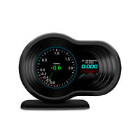 Car HUD Head Up Display OBD + GPS Dual System HD Tachometer Digital Projektion