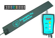 Wrap Around Heater Belt Mat + Plug in Heating Thermostat Kombucha SCOBY Heat Pad