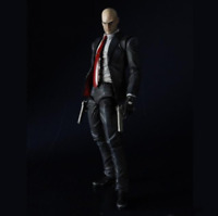 Play Arts Kai Hitman Codename Killer 47 Action Figures Model Statue Toy Gift