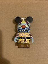 Nightmare Before Christmas Vinylmation Clown With Tear away Face- Chaser