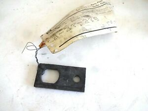 NOS 1973-1979 CHEVY GMC 4WD K SERIES TRANSFER CASE SHIFT CONTROL SELECTOR ARM