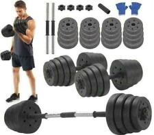 Deluxe-30Kg-Dumbbells-Pair-of-Weights-Barbell-Dumbells-Body-Build