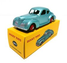 Studebaker Coupé State jantes rouges - DINKY TOYS ATLAS  VOITURE MINIATURE 24O