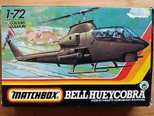 1:72 Matchbox #40009  Bell AH-1G Hueycobra