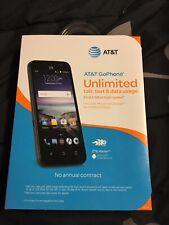 ZTE Maven Z812 - 8GB - Black (AT&T) Smartphone