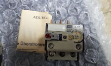AEG  b17V 4-6 A THERMAL OVERLOAD RELAY 910-341-911