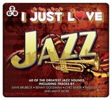 I Just Love Jazz 5024952604364 by Various Artists CD