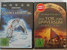SG 1 Sammlung Paket - Stargate Continuum + Das Tor zum Universum - Raumschiff