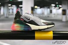 Nike Air Max 270 BE TRUE Grey/Black AR0344-500 Brand New Mens Size 9.5 #LGBTQ