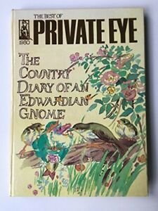 Country Diary of an Edwardian Gnome Hardback Book The Fast Free Shipping