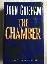 THE CHAMBER by John Grisham Hardback 1994 AS NEW